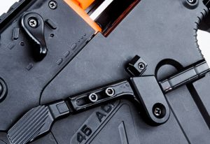 Kriss metal quick mag release