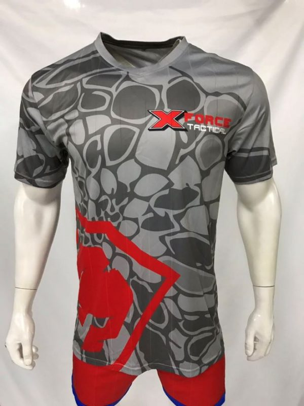 tshirt red front