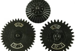 SHS 32/1 Straight Tooth Steel Gear Set for JinMing JM Gen.8/JM J9