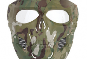 Skull Messenger Mask Multicam