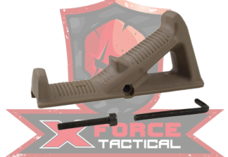 triangle foregrip tan