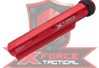 Strike Buffer tube red