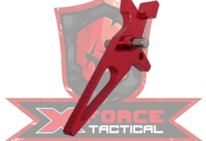 Xforce cnc trigger red