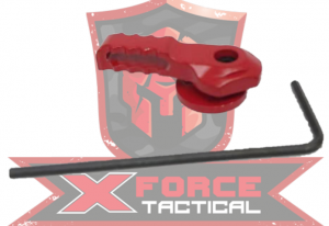 Xforce selector switch red