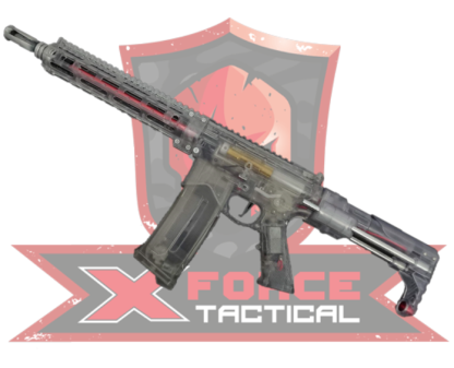 X-Force Tactical - M4XM GHOST Custom Gel Blaster